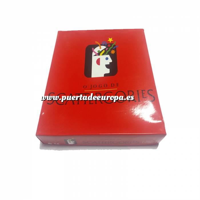 Imagen Mini Juegos Scattergories (IDIOMA PORTUGUES) - Mini juego (PDE) (Últimas Unidades)