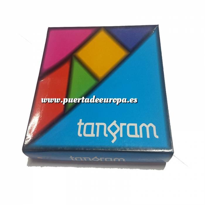 Imagen Mini Juegos TANGRAM - Mini juego (PDE) (Últimas Unidades)