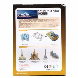 Imagen Puzzles Puzzle Ciudades del mundo - La Ópera de Sidney (Últimas Unidades)
