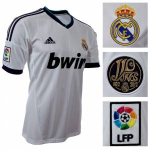 ZPuerta de Europa_Camiseta Real Madrid