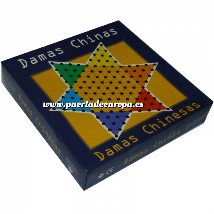 Imagen Mini Juegos Damas Chinas - Mini juego (PDE) (Últimas Unidades)