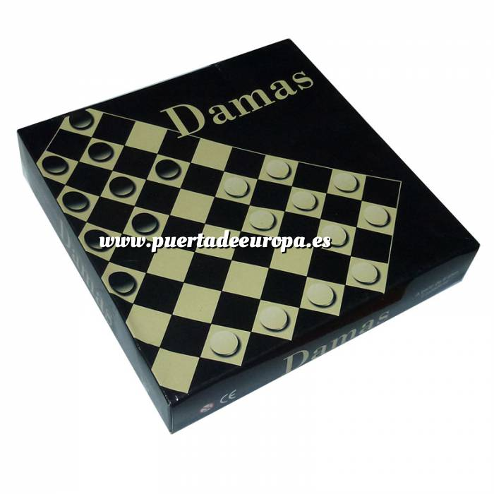 Imagen Mini Juegos Damas - Mini juego (PDE) (Últimas Unidades)