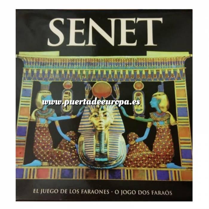 Imagen Mini Juegos Senet - Mini juego (PDE) (Últimas Unidades)