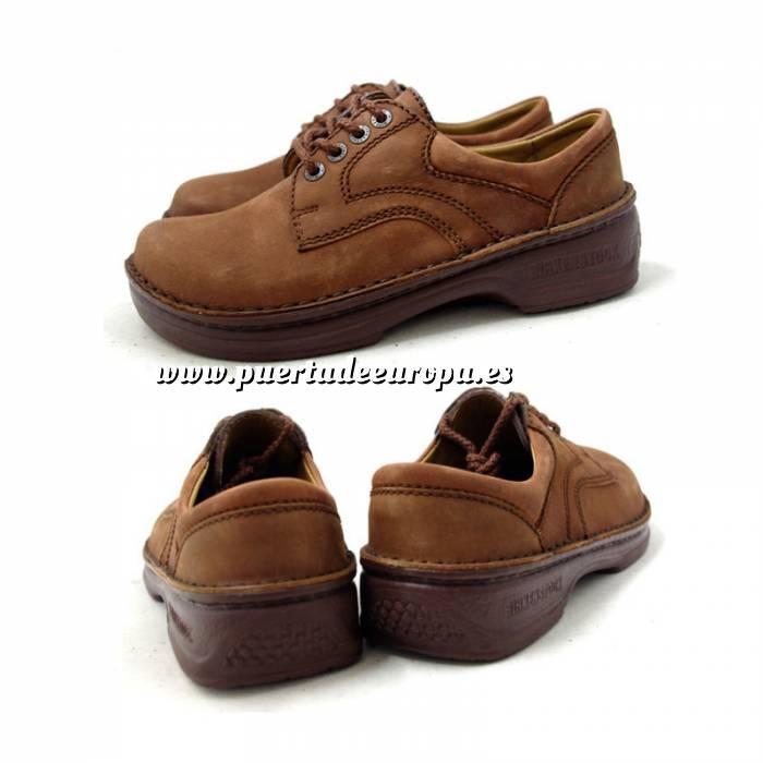 Imagen -Zapatos Birkenstock Derby Zapato Birkenstock Derby - Cacao Talla 36 (Últimas Unidades)