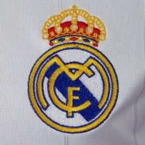 Imagen Camiseta Real Madrid Camiseta Oficial Adidas del 110 aniversario del Real Madrid - Talla XL Blanca