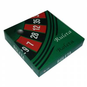 Mini Juegos - Ruleta - Mini juego (PDE) (Últimas Unidades)
