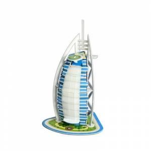 Imagen Puzzles Puzzle Ciudades del mundo - Yacht Hotel de Dubai (Últimas Unidades)