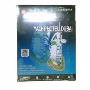 Puzzles - Puzzle Ciudades del mundo - Yacht Hotel de Dubai (Últimas Unidades)