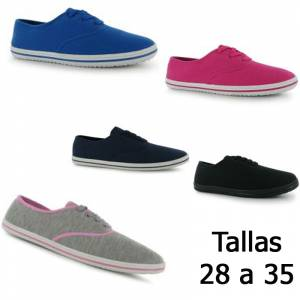-Zapatillas Slazenger_Tallas 28-35